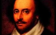 Shakespeare as a adult