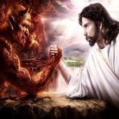 Satan Challenge God