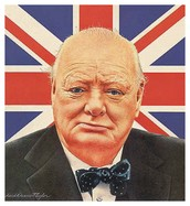Why Churchill is influential in history