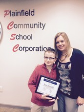 January Value of the Month Student ~ Ryan Siereveld