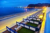 白宮行館沙灘溫泉渡假村--在國內也能享受出國渡假的樂趣!!!