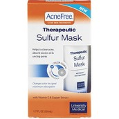 Sulfur acne treatments