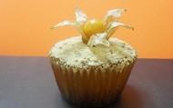Cupcake Aguaymanto