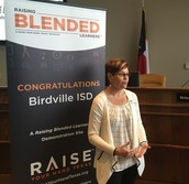 Questions about Birdville Blended Learning?
