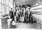 Group of Children Workers