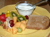 What kinds of breakfast is best to eat?
