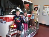 Safety Town Visit