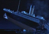 How fast did the Titanic sink?