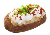 Music Ministry Fundraiser ~ Sunday, September 27th BAKED POTATO BAR