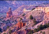PALO DURO CANYON STATE PARK-NATURAL SITE