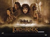 #1 THE LORD OF THE RINGS THE FELLOWSHIP OF THE RING