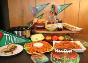 Superbowl Snack & Share --Jan 28th
