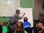 Author/Illustrator Visit