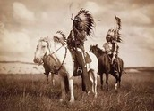 Association with Native Americans