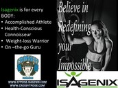 Kendra - Crossfit Games Competitor