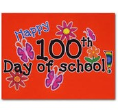 """100 Days of School"" Celebration!"