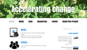 Accelerating Change website now live!