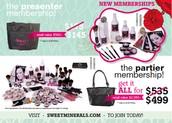 Membership Kits on Sale!