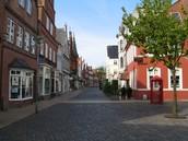 Ein kleine, gemütliche Stadt!