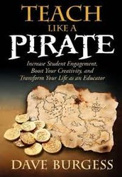 Ready to Roll for Teach Like a Pirate Day with NY Times Best Selling Author Dave Burgess