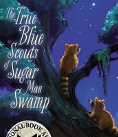 The True Blue Scouts of the Sugar Man Swamp by Kathi Appelt
