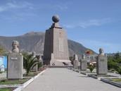Original Monument with more Stones