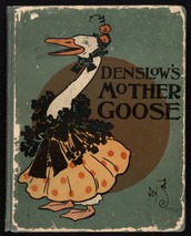 Historical Version of Mother Goose Nursery Rhymes--Traditional #1
