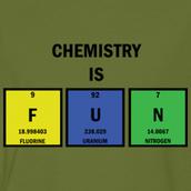 מהי כימיה?