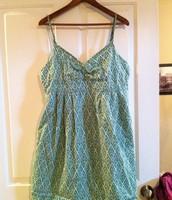 66. Joe XL, Summer Dress with Pockets
