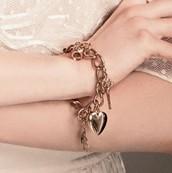 Wonderland Charm Bracelet
