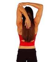 Back Arm pull