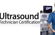 Certification card for an Ultrasound technician