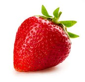 Strawberry has vitamin c to regain muscle instantly.