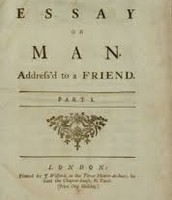 """An Essay on Man"""