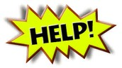 Asks for help and uses all resources!