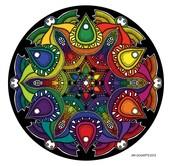 Mandala: immagine reperita in rete