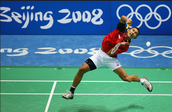 Badminton and Indonesia in the Olympics