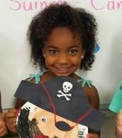 pirate crafts!