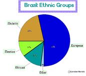 Ethnic Groups in Brazil