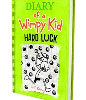 Diary Of A Wimpy Kid: Hard Luck Cover Page