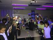 Alien Egg Extravaganza!  Crenshaw's Class