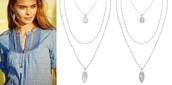 Aurelia Pendant Necklace Reg $89 -25% sale $67