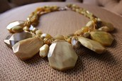 for raffle a custom-made  statement necklace worth up to $150