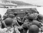 Day 1 of Battle of Okinawa