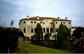 ^Villa Godi,^ Front Elevation