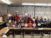 Mrs. Heuer's Third Grade Class