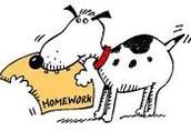 Math- Homework Helper Clock