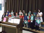 2nd Grade Winter Concert