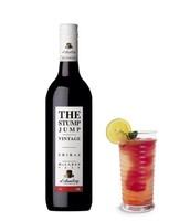 Very berry rainbow drink