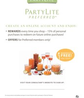 PartyLite Preferred